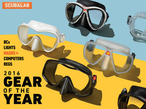 Best Scuba Masks & Dive Gear Reviewed by ScubaLab 2016
