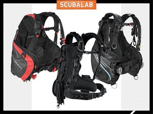 ScubaLab scuba diving BC gear review 2017