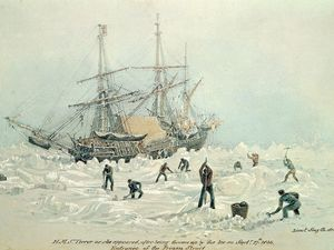 Wrecks of HMS Terror and Erebus found in the Arctic